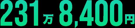 60歳までの28年間の節税効果は、231万8400円